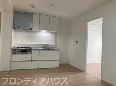 【キッチン】ヴェルドール六甲