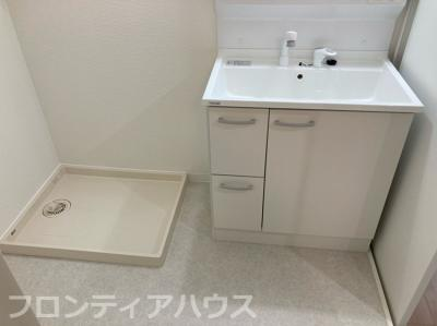 【洗面所】ヴェルドール六甲