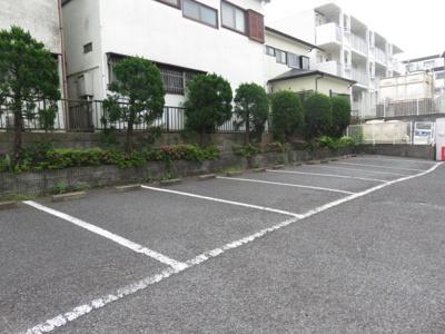 【駐車場】レジデンス梶ヶ谷