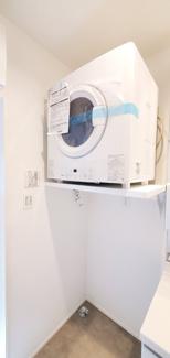 ガス衣類乾燥機です