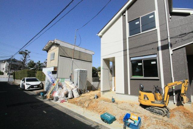 【外観】堺市西区上野芝向ヶ丘町3丁 新築一戸建て