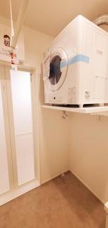 衣類乾燥機です