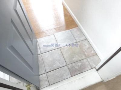 【玄関】プロシード八戸ノ里