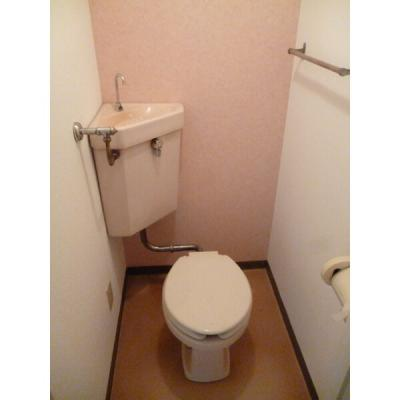 【トイレ】クレストテージ伏見