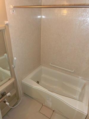 【浴室】ニューサンリバー12番館