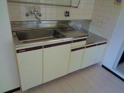 【キッチン】パインブルック東住吉