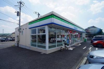 ファミリーマート伊勢崎東町店まで1800m