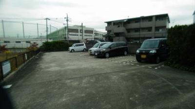 【駐車場】サン・パティオ C棟