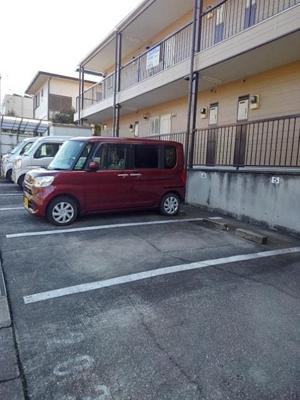【駐車場】シティハイツユニティ
