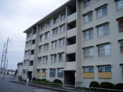 【外観】名鉄旭前ハイツB棟