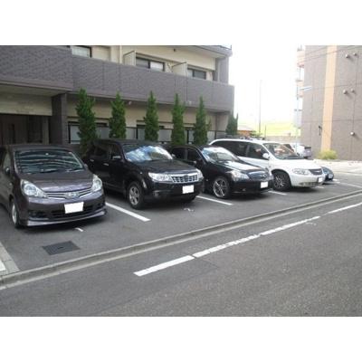 【駐車場】リバーコート砂田橋Ⅱ