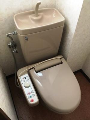 【トイレ】壱刻館