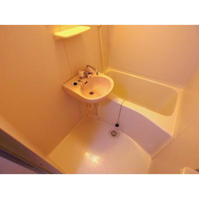 【浴室】レオパレス信州in5