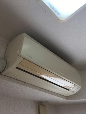 エアコン設備1基あり