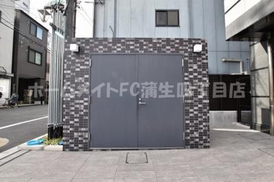 【その他共用部分】レオンコンフォート京橋EAST