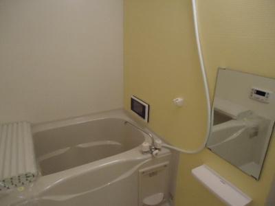 【浴室】プラムガーデン・