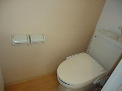【トイレ】プラムガーデン・