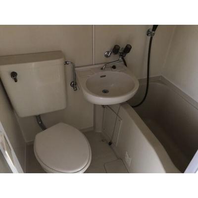 【浴室】コーポジョイフル
