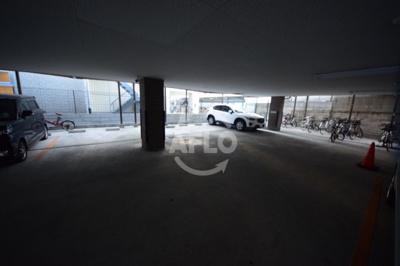 メゾンいこい 駐車場