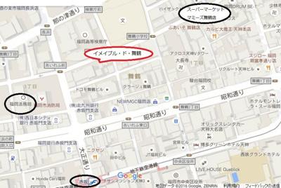 【地図】イメイブル・ド・舞鶴