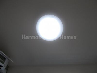 ハーモニーテラス志茂Ⅵの照明機器