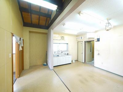 広々洗面スペースです。