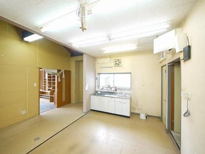床の間付きの和室です。