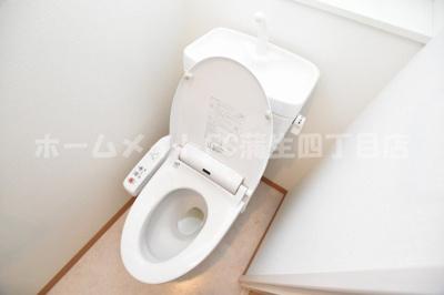 【トイレ】レークス大阪城イースト