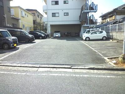 【駐車場】スプルース泉ヶ丘