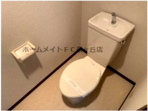 【トイレ】スプルース泉ヶ丘