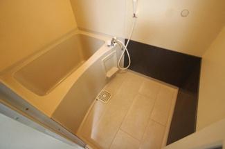 【浴室】レモンパレス(猫共生アパート)
