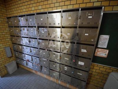 アウトバーンGK メールボックス