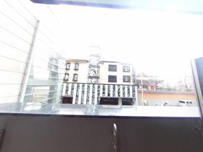 【展望】プレサンス谷町九丁目駅前