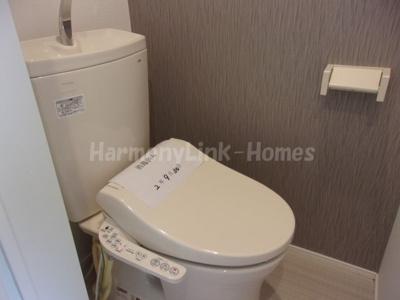 ラグーン西荻窪のトイレ☆