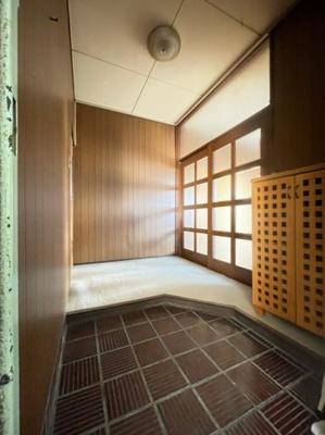 【玄関】汐見コーポ