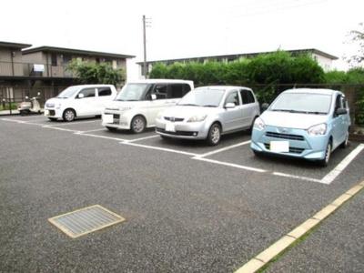 【駐車場】グランコートJA