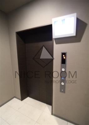 パークハビオ恵比寿 エレベーター