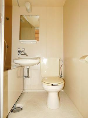 【トイレ】オーキッドコート垂水