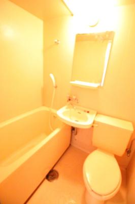【浴室】オーキッドコート垂水