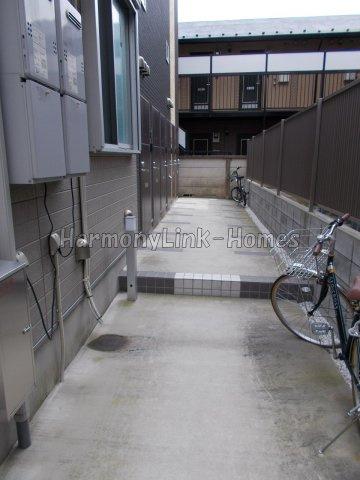stage中野Ⅰの駐輪スペース★