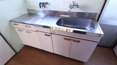 【キッチン】泉が丘5丁目貸家
