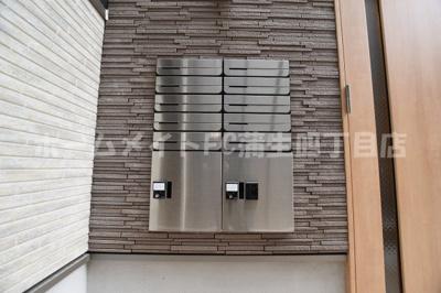 【その他共用部分】フジパレス都島御幸町Ⅲ番館