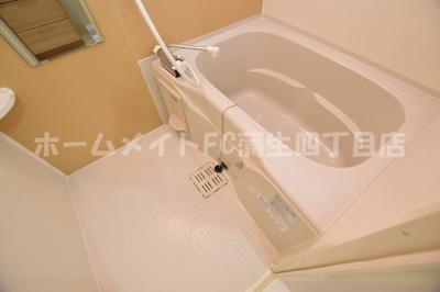 【浴室】フジパレス都島御幸町Ⅲ番館