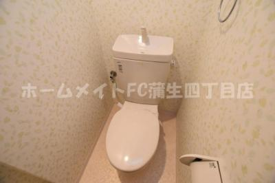 【トイレ】サンプロスペリティ