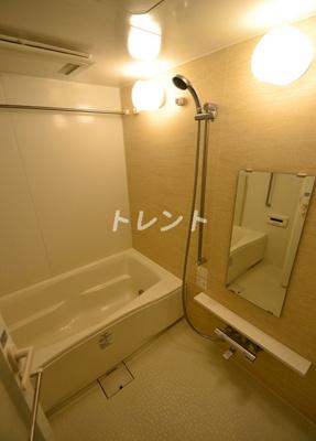 【浴室】アパートメンツ中野弥生町