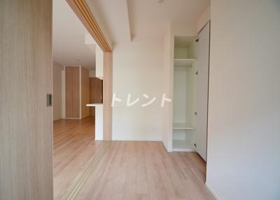 【寝室】アパートメンツ中野弥生町