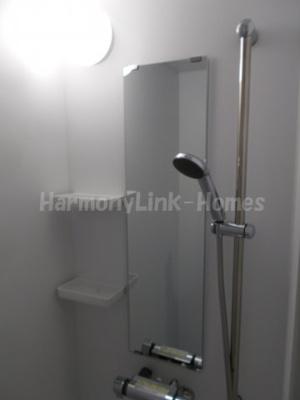 ルビーパレスのシャワールーム