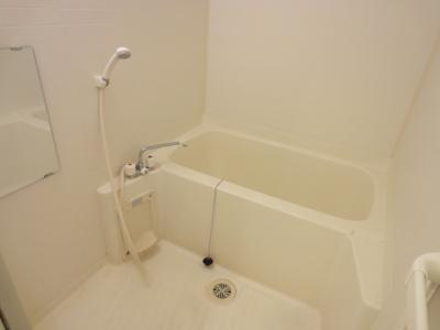 【浴室】ラ・ポルト旭