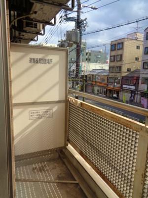 【バルコニー】ホワイエ阪南