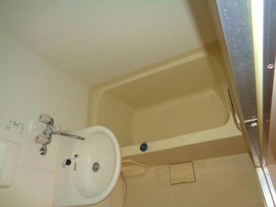 【浴室】ホワイエ阪南